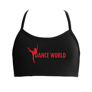 Danceworld Wollongong Crop Top - all sizes