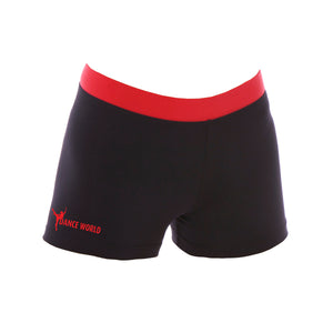 Danceworld Wollongong Uniform Shorts - all sizes