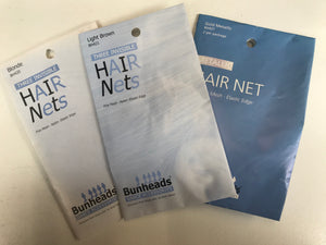 Bunheads Metallic Hair Nets