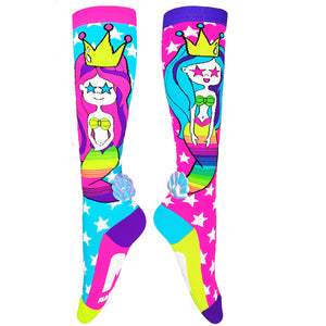 MadMia Magic Mermaid Socks