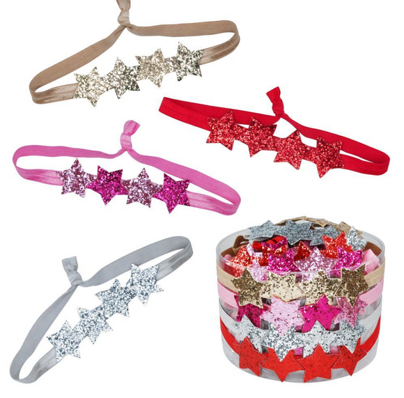 Glitter Head Bands