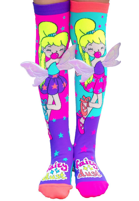 MadMia Fairy Dust Socks
