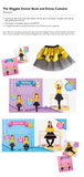 The Wiggles Emma! Book and Costume Box Set