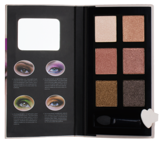 Profusion Runway Glamour Palette - Berry