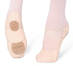 CAPEZIO - Hanami Stretch Canvas Ballet Shoe - Adult