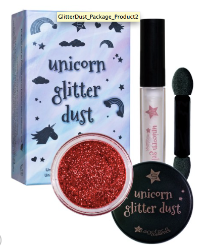 Stageface - Unicorn Glitter Dust Diva