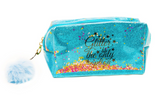 Mad Ally Glitter Cosmetic Bag