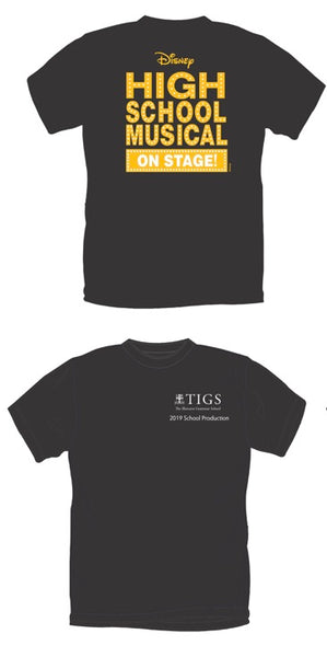 TIGS 2019 Production T-Shirt
