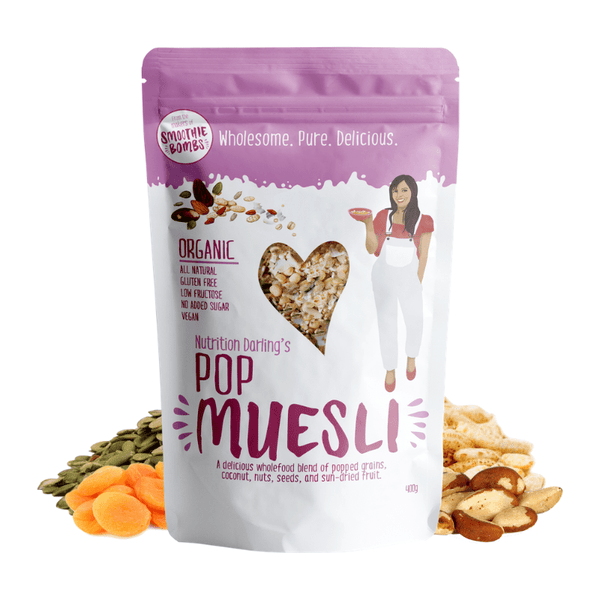 Smoothie Bombs - Pop Muesli 400g Pack