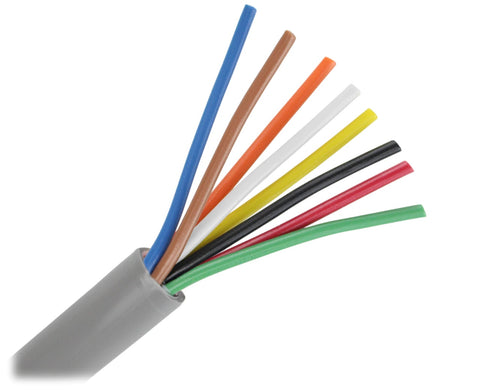 8 Conductor Cable for above ground use (price per foot)