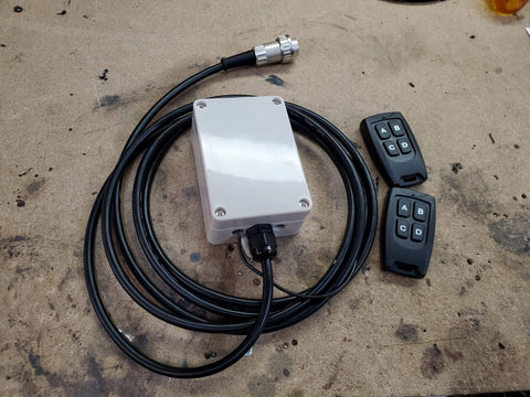 Wireless Remote for Cartessa Systems