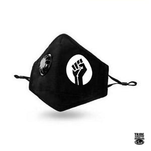 Black Power N95 Mask