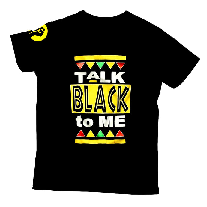 Talk BLACK to Me