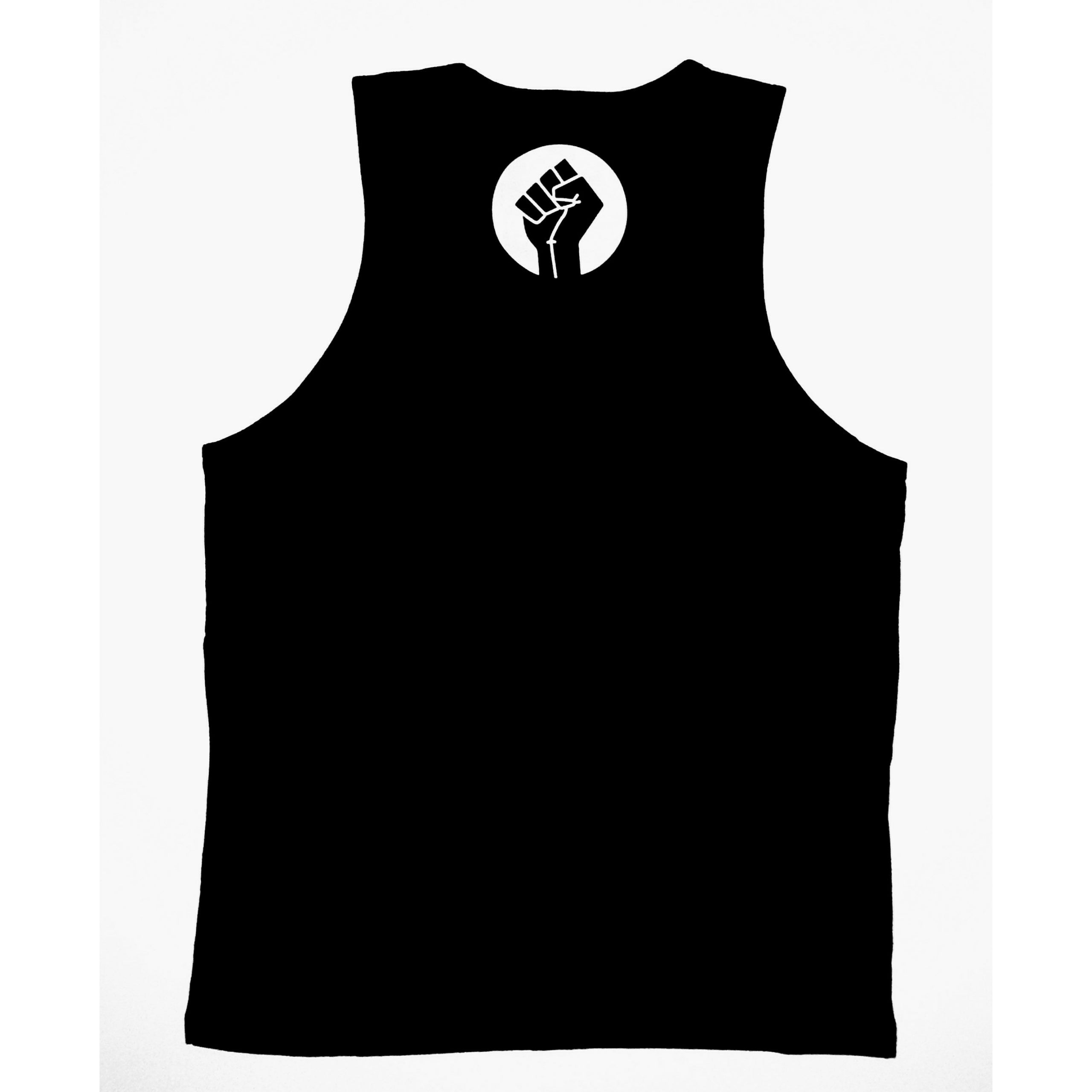 Hella Black. Hella Proud. Tank Top