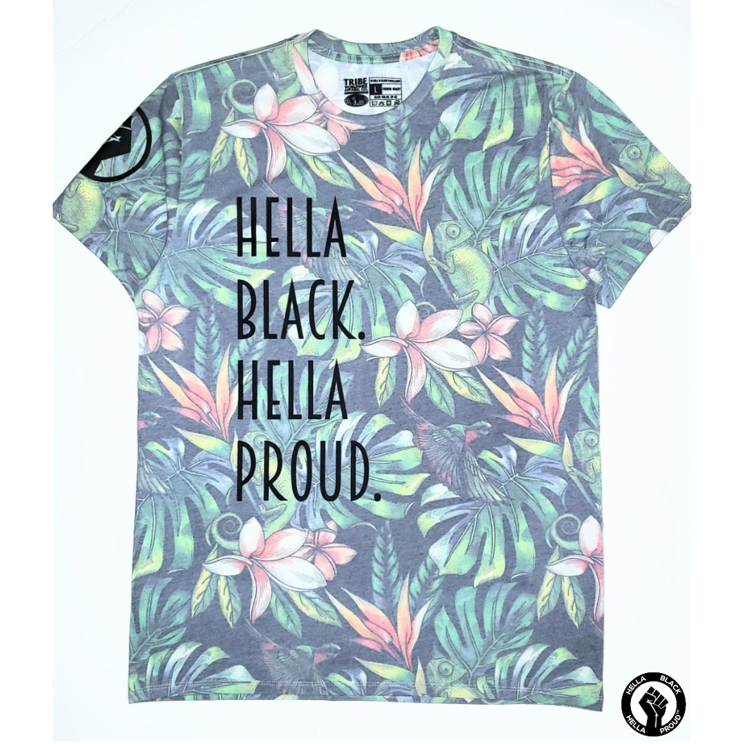 Hella Black. Hella Proud. (Jungle Fever) Clearance