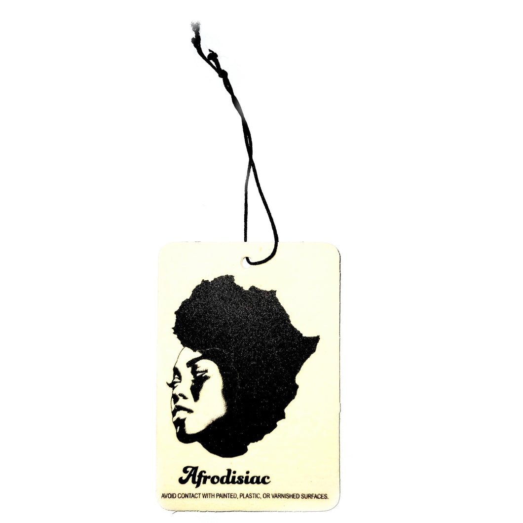 Afrodisiac Car Air Fresheners (3 Pack)