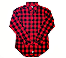Load image into Gallery viewer, TRIBE Lumberjack Flannel
