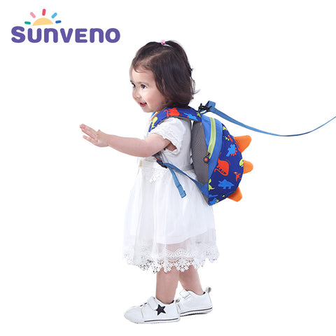SUNVENO Toddler Harness Backpack