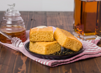 Kentucky Kernel Introduces New Honey Bourbon Cornbread!