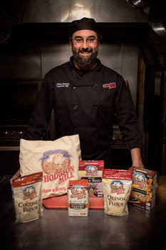 Hodgson Mill Hires Joshua Emmons as Corporate Chef and Food / Recipe Expert
