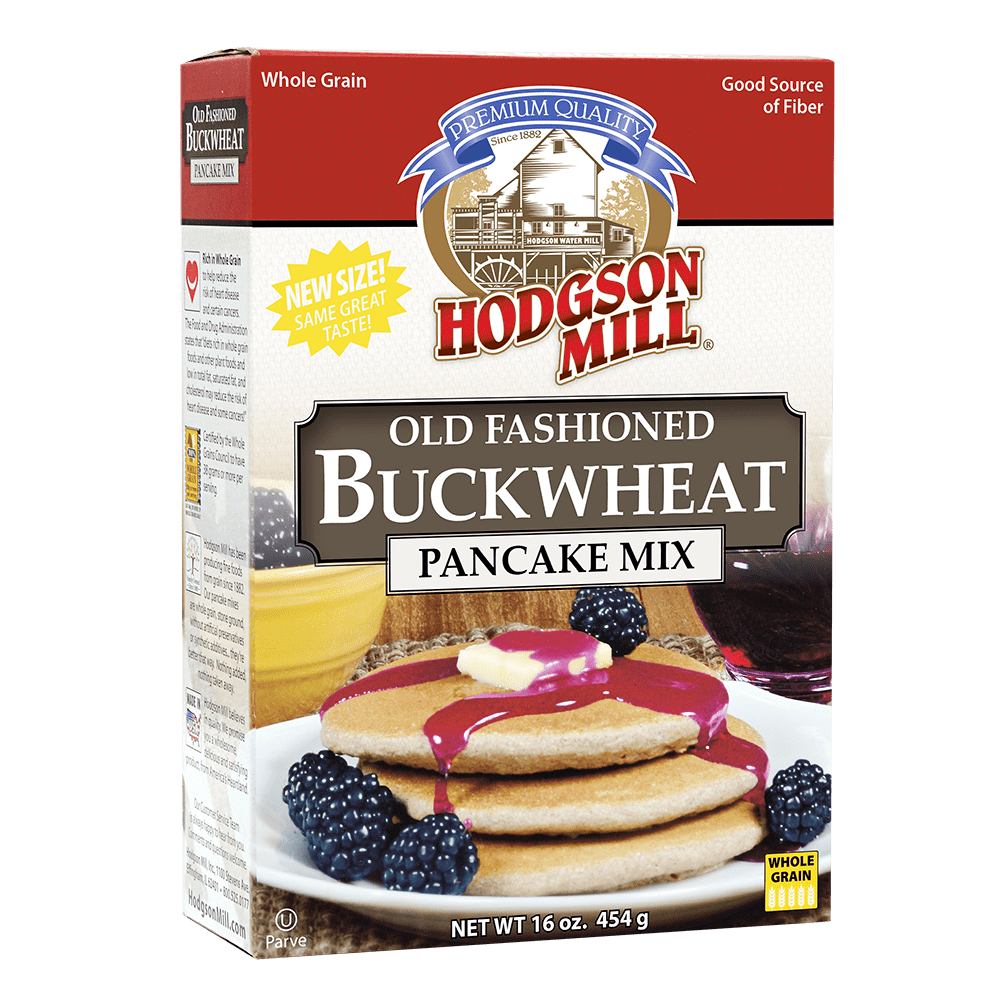 Buckwheat Pancake Mix Hodgson Mill