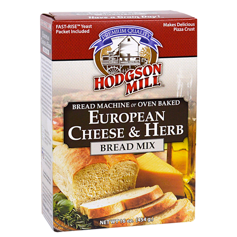 European Cheese & Herb Bread Mix
