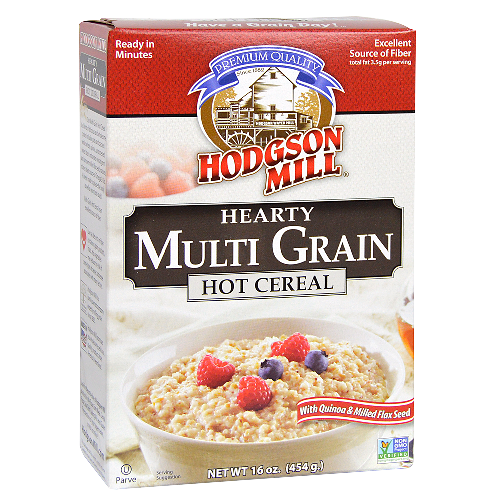 Oat bran cereal hodgson mill multi grain hot cereal ccuart Images