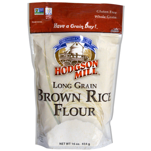 Gluten Free Long Grain Brown Rice Flour