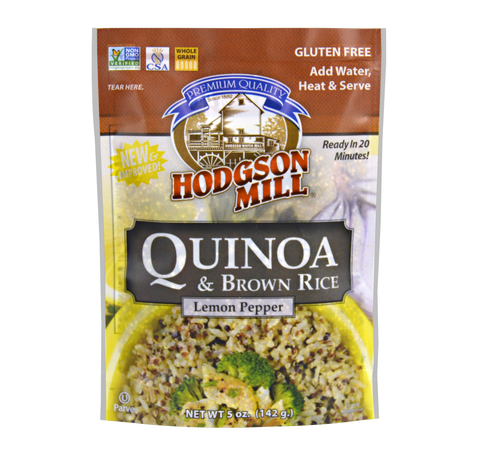 Quinoa & Brown Rice - Lemon Pepper