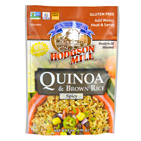 Quinoa & Brown Rice - Spicy