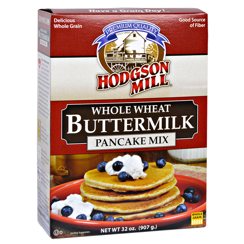 Whole Wheat Buttermilk Pancake Mix