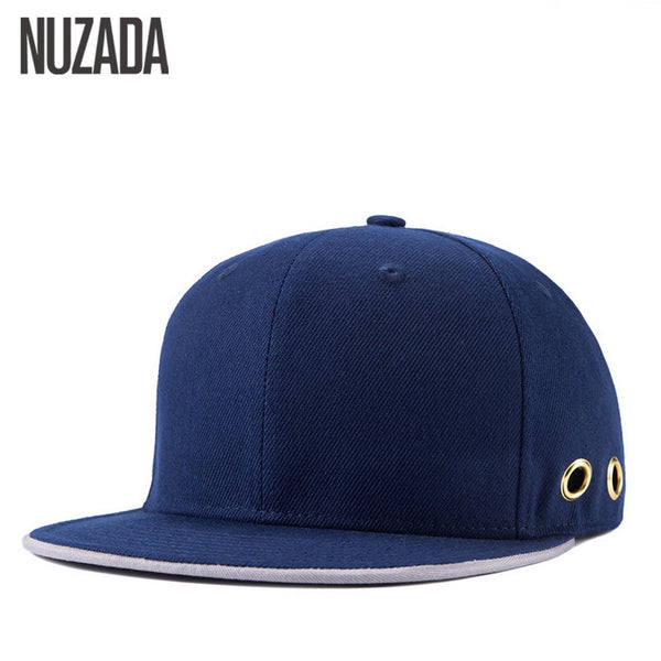 Brand NUZADA Solid Color Baseball Caps – Fly Wall Spits e45d6605772f