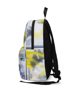 "Graffiti Series : "" Rise""- Classic Backpack"