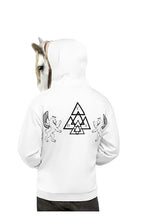 Chateau De Lion Winged Lion Unisex Hoodie