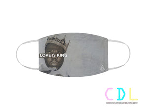 """Love is King ""Mask"