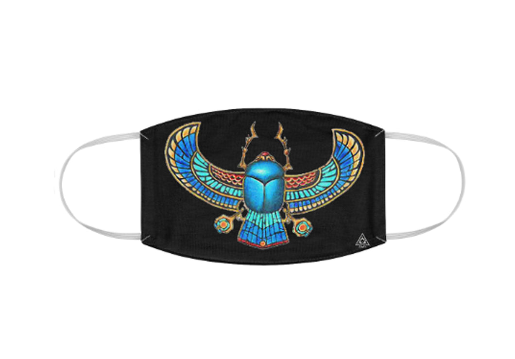 Scarab Beetle Mask