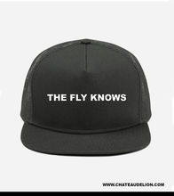 THE FLY KNOWS- HAT