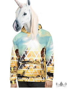 Pyramid Magic- Unisex Hoodie