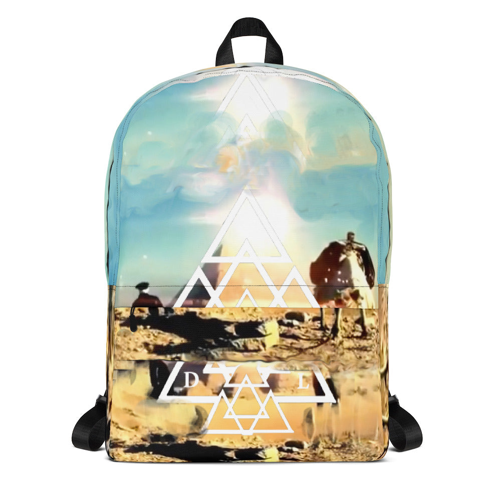 Pyramid Magic Backpack