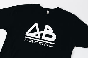 ABnormal Black Original Tee