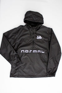 Black ABnormal Windbreaker