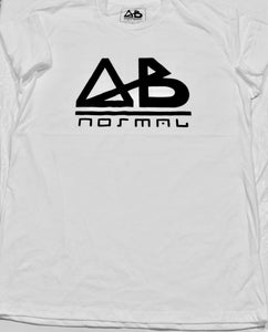 ABnormal White Original Tee
