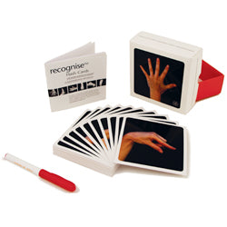 Recognize Hands Flash Cards