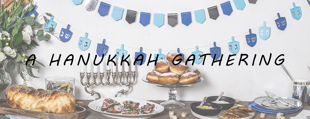 PARTY ET CIE EVENTS - A HANUKKAH GATHERING