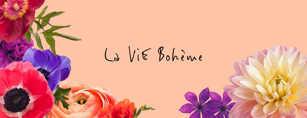 PARTY ET CIE EVENTS - LA VIE BOHÈME