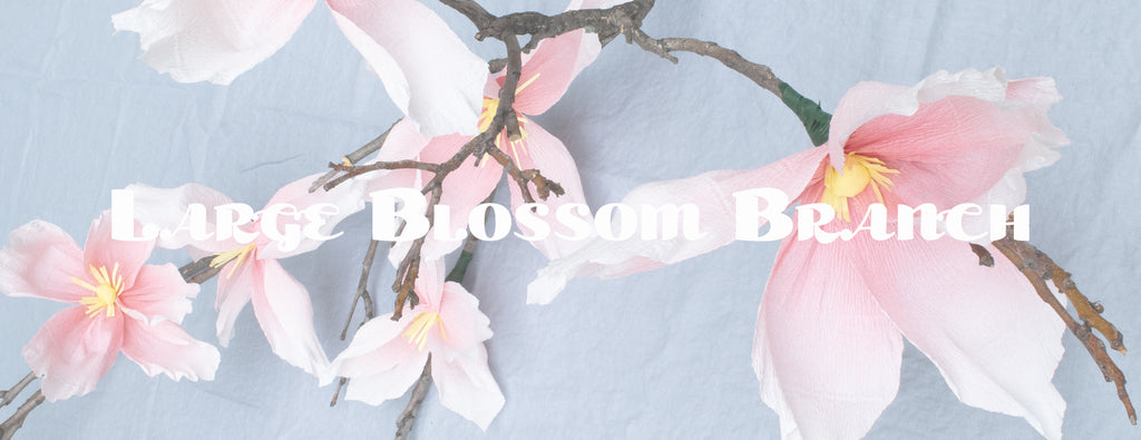 DIY - LARGE BLOSSOM BRANCH