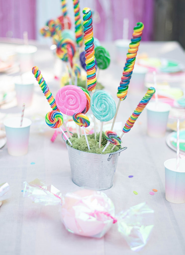 Party et Cie - Lollipop Plant Centerpiece