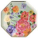 Party et Cie - Flora Plates