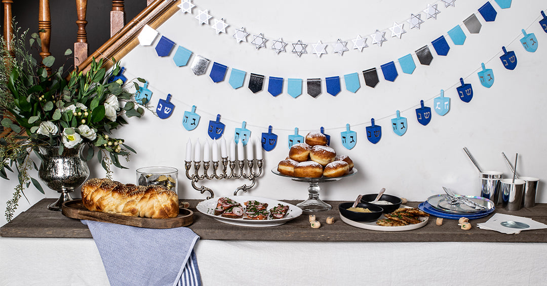 Party et Cie - Hanukkah Gatherine