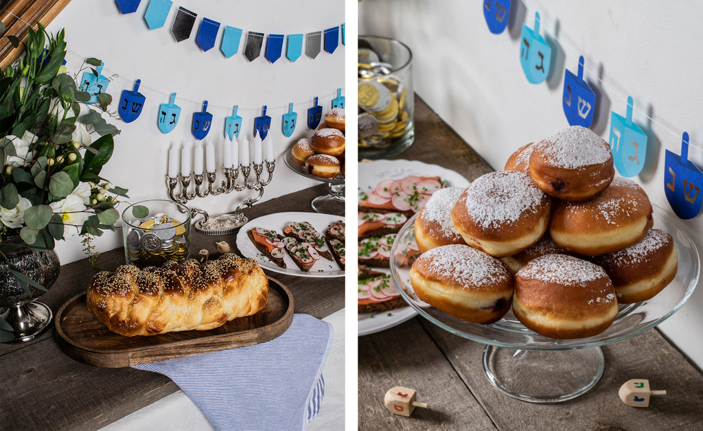 Party et Cie - Hanukkah Confections